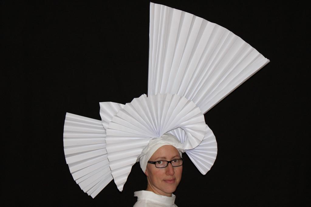 Origami weiß